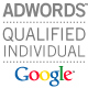 Google Advertising Professional - AdWords Qualified Individual