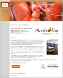 Saffron Cruises eNewsletter
